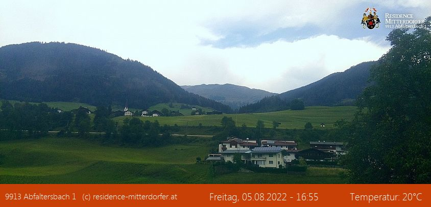 Webcam Abfaltersbach